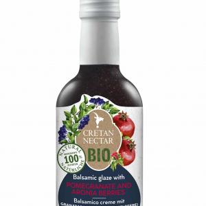 Crème balsamique à la grenade et aux baies d'aronia – 100% naturelle et biologique