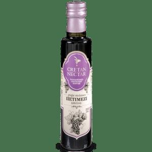 Vinaigre Balsamique Rouge au Petimezi  – 100% Naturel