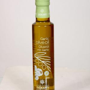 Huile d'olive LIOKARPI aromatisée au romarin