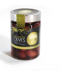 Olives biologiques de Kalamata